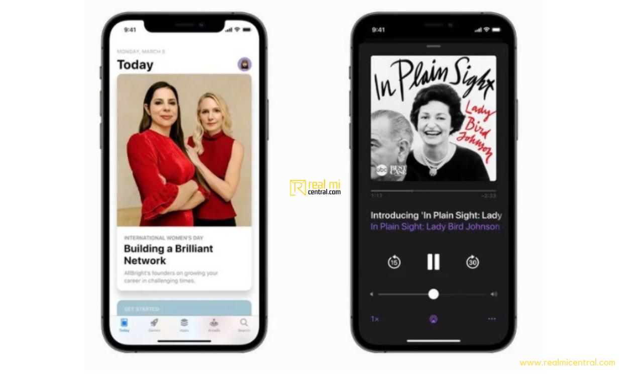 App Store Women's History Month