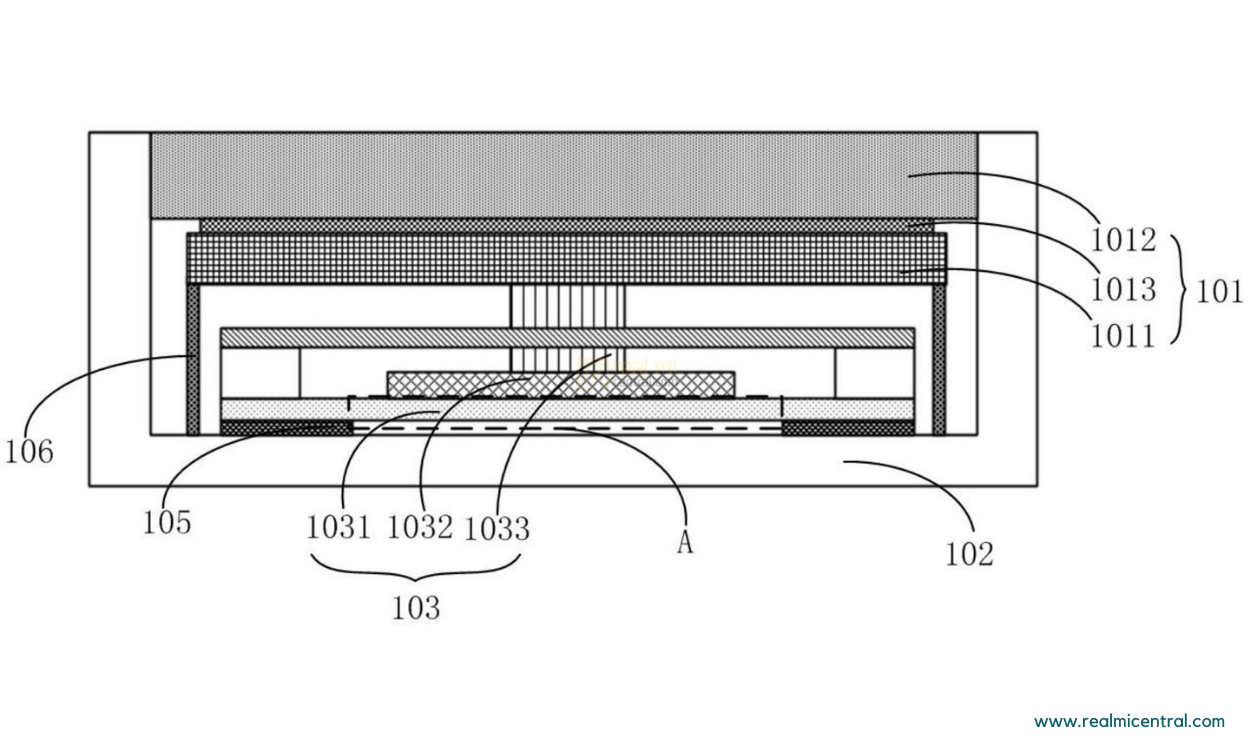 Huawei Touchpad Modules and Terminal Equipment Patent